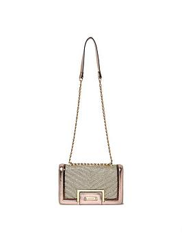 river-island-metallic-quilted-under-arm-bag-bronze