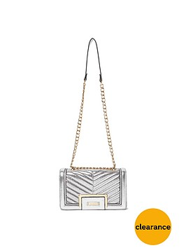 river-island-metallic-quilted-under-arm-bag-silver