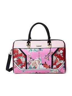 river-island-floral-print-weekend-bag