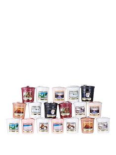 yankee-candle-18-piece-votive-collection-ndash-fresh-amp-clean