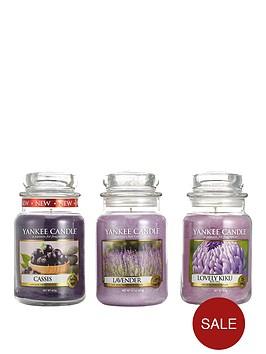 yankee-candle-large-classic-jar-triple-pack-ndash-spring-floral