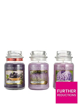 yankee-candle-large-classic-jar-triple-pack-ndash-spring-floral