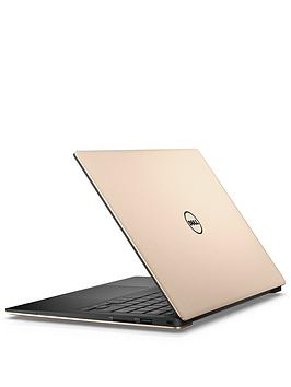 Image of Dell Xps 13 With 13.3 Inch Qhd+ Touchscreen Infinityedge Display, Intel&Reg; Core&Trade; I7-7500U Processor, 8Gb Ram, 256Gb Ssd Laptop - Rose Gold