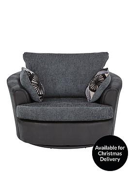 marrakesh-fabricfaux-snakeskin-swivel-chair