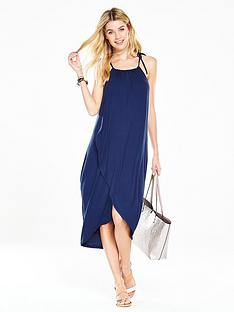 v-by-very-jersey-wrap-beach-dress