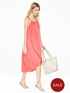 v-by-very-jersey-wrap-beach-dress