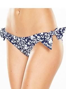 v-by-very-knotted-bow-bikini-brief-ditsy-floral