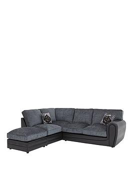 monico-left-hand-single-arm-standard-back-corner-chaise-sofa-footstool
