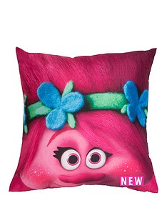 trolls-glow-square-cushion