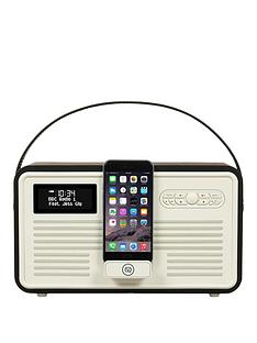 vq-retro-radio-mkii-dab-and-bluetoothnbsp-nbsp-black