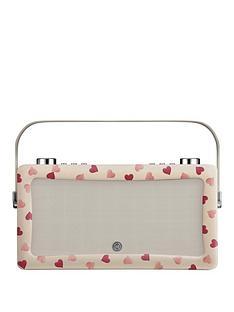 view-quest-hepburn-mk-ii-dab-radio-amp-bluetooth-wireless-speaker-emma-bridgewater-pink-hearts