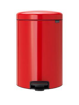 brabantia-newicon-20-litre-pedal-bin-ndash-passion-red