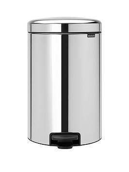 brabantia-newiconnbsp20-litre-pedal-bin-ndash-brilliant-steel