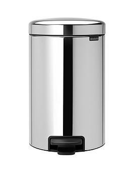 brabantia-newiconnbsp12-litre-pedal-bin-ndash-stainless-steel