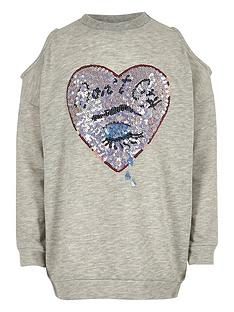 river-island-girls-sequin-cold-shoulder-sweatshirt