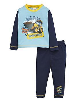 jcb-boys-printed-pyjamas
