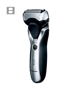 Panasonic ES-RT47 Shaver with grooming attachment