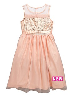 v-by-very-girls-occasionwear-sequin-tulle-dress