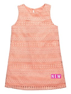 v-by-very-occasionwear-crochet-shift-dress
