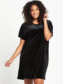 alice-you-velvet-tunic-black