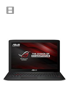 asus-rog-gl552vw-dm201t-intelreg-coretrade-i7-processor-8gb-ram-1tb-hard-drive-amp-256gb-ssd-156-inch-full-hd-gaming-laptop-with-2gb-nvidia-gtx960m-graphics-black