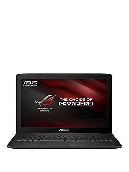 asus-rog-gl552vw-dm201t-intelreg-coretrade-i7-processor-8gb-ram-1tb-hard-drive-amp-256gb-ssd-156-inch-full-hd-gaming-laptop-with-2gb-nvidia-gtx960m-graphics-black