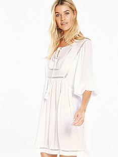v-by-very-crinkle-ladder-bib-beach-dress