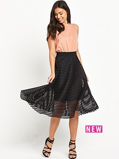 ax-paris-2-in-1-midi-dress-blacknude