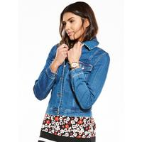 V by Very Stretch Denim Jacket | very.co.uk