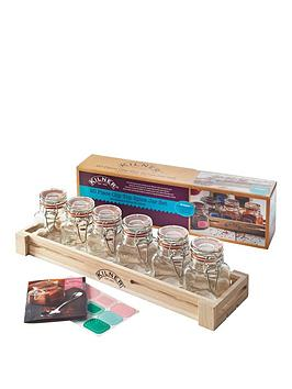 kilner-20-piece-spice-jar-gift-set