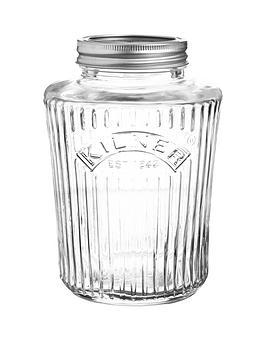 kilner-kilner-set-of-4-1-litre-vintage-preserve-jar