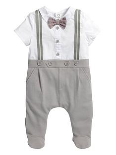 mamas-papas-baby-boys-short-sleeve-mock-trousers-shirt-braces-and-bow-tie-all-in-one