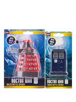 doctor-who-dr-who-tardis-amp-dalek-bottle-opener-set