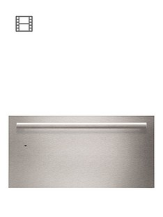 aeg-kd92923e-60-cm-wide-warming-drawer-stainless-steel