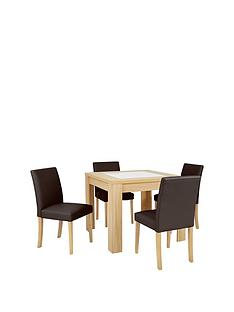 avery-square-90-x-90-cm-dining-table-4-lucca-chairs