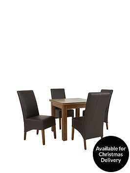 square-to-rectangle-80-160-cm-extending-dining-table-4-eternity-chairs