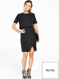 v-by-very-petite-petite-trim-detail-2-in-1-dress