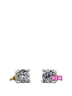 moissanite-moissanite-9ct-gold-1ct-total-eq-5mm-earrings
