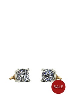 moissanite-moissanite-9ct-gold-1ct-total-eq-5mm-earrings