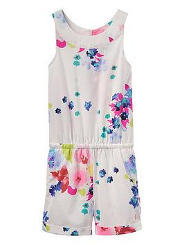 joules-girls-floral-playsuit