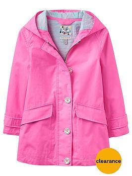joules-girls-showerproof-coat