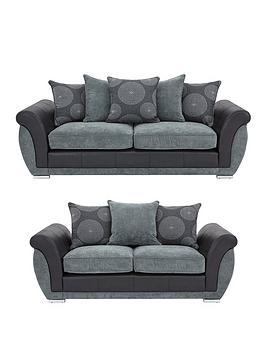 Danube 3-Seater + 2-Seater Sofa Set (Buy And Save!)