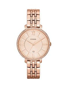 fossil-jacqueline-rose-gold-glitz-bracelet-ladies-watch