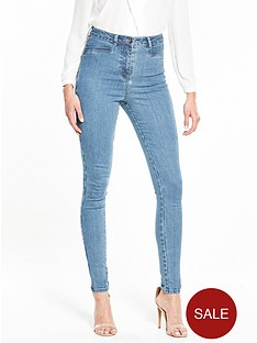 v-by-very-addison-high-waist-super-skinny-jean-blue-stripenbsp