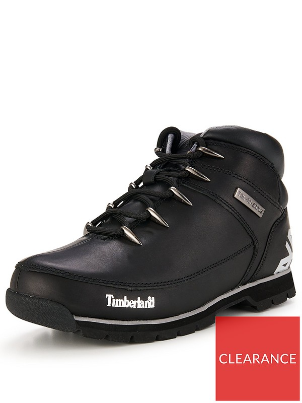 1be31214311 Timberland Euro Sprint Hiker Boots - Black | very.co.uk