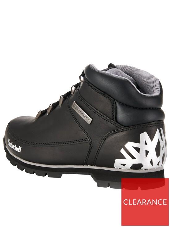418fea4c6666 Timberland Euro Sprint Hiker Boots - Black