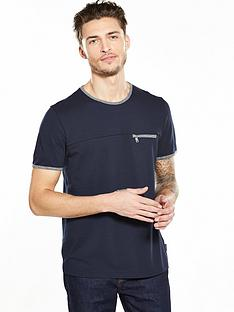ted-baker-zip-pocket-t-shirt