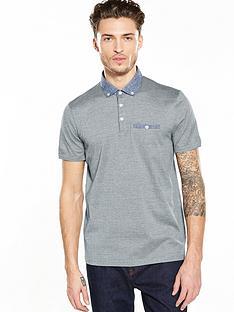 ted-baker-linen-collar-polo-shirt