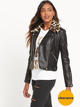 river-island-leopard-collar-biker-jacket