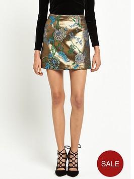 river-island-jacquard-mini-skirt